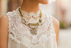 fashion, style, necklace,