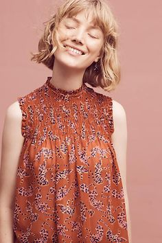 Darby Blouse - anthropologie.com