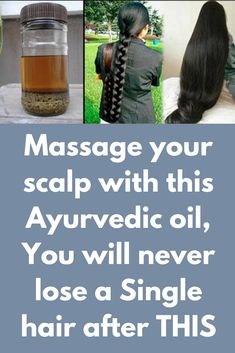 Massage your scalp with this Ayurvedic oil, You will never lose a Single hair after THIS Wow !! This Ayurvedic Oil Really does magic to my hairs. The recipe is an ancient one and really very effective against hair fall problem. It nourishes the scalp and herbs present in the oil stimulate the growth of new hair. To make this miracle hair oil, you will only these three ingredients: Coconut oil … #whyamilosinghair
