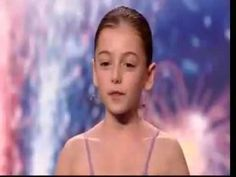 'Lil Susan Boyle ' On Britain's Got Talent 2009 Hollie Steel I Could Hav...