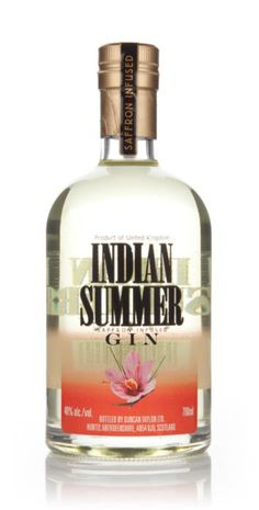 Indian Summer is a great Gin from Huntly in Aberdeenshire. It keeps on winning loads of awards. #gin #gintime #ginoclock #premiumgin #craftdistillery #gandt #gintonic #ginandtonic