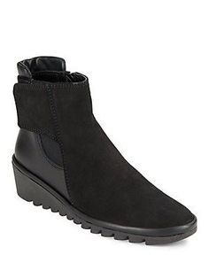 3a1bb9f5b48 Malificent Leather Ankle Boots