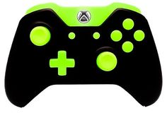 Master Modded Controller Xbox One Green Out