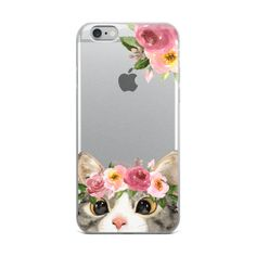 Floral Kitty