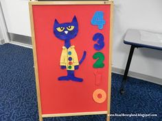 Libraryland: Pete the Cat