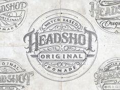 Headshot Pomade