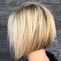 Straight Choppy Bob Cut Choppy Bob Hairstyles, Short Bob Haircuts, Straight Hairstyles, Medium Hairstyles, Braided Hairstyles, Haircut Short, Layered Haircuts, Bobs For Thin Hair, Short Straight Hair