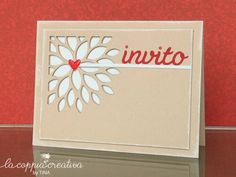Invito craft - Tina