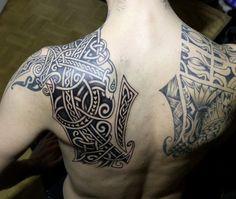 Tattoo by Aleksander Sacha https://www.facebook.com/bilonozhko