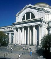 The National Museum of Natural History (NMNH) is part of the Smithsonian Institution, the world's preeminent museum and research complex.