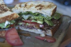 Ultimate BLTs on Sourdough Sandwiches, Country, Food, Rural Area, Country Music, Paninis, Meals
