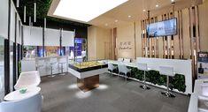 Дизайн рекламного офиса «Green box»
