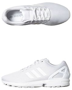 best loved e15b8 dd72a Do you have one of these  Mens Adidas Originals Zx Flux Sneaker White  Cotton http