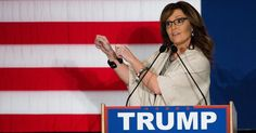 The elements of Mrs. Palin's speech style on the campaign trail aren't simple; they're actually incredibly complicated.