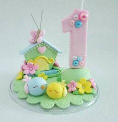 Resultado de imagen para decoração de jardim encantado biscuit
