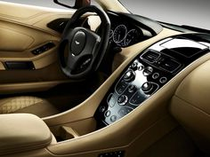 high resolution 2013 aston martin interior 4