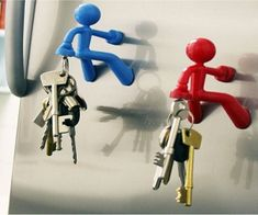Magnetic Key Holders