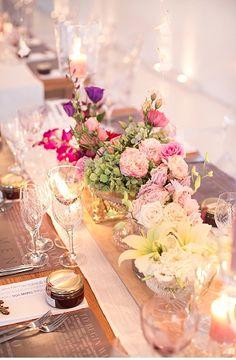 Purple Wedding Inspiration | Table Setting