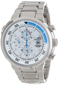 Citizen Men's CA0440-51A Eco-Drive Endeavor Chronograph Watch - http://www.specialdaysgift.com/citizen-mens-ca0440-51a-eco-drive-endeavor-chronograph-watch/
