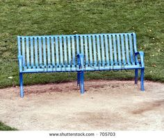 1000 Images About Colorful Bench On Pinterest Park