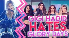 Gigi Hadid HATES Little Mix's New Album Glory Days!?