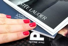 Estée Lauder Spring/Summer 2015 Press Event   Nailderella