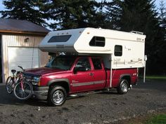 RV Renovations On A 2000 Lance 810 Truck Camper Yes.