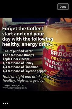 "This remedy actually works!! Trust me--instant energy! <a class=""pintag"" href=""/explore/diy/"" title=""#diy explore Pinterest"">#diy</a> <a class=""pintag searchlink"" data-query=""%23holistic"" data-type=""hashtag"" href=""/search/?q=%23holistic&rs=hashtag"" rel=""nofollow"" title=""#holistic search Pinterest"">#holistic</a> <a class=""pintag searchlink"" data-query=""%23remedy"" data-type=""hashtag"" href=""/search/?q=%23remedy&rs=hashtag"" rel=""nofollow"" title=""#remedy search Pinterest"">#remedy</a>"