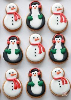 Galletas que Santa está esperando le dejes bajo el árbol esta Navidad