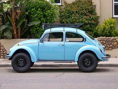 Volkswagen – One Stop Classic Car News & Tips Volkswagen Bus, Vw T1, Vw Camper, Fusca Cross, Vw Baja Bug, Vw Vintage, Lifted Cars, Vw Cars, Vw Beetles