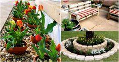 Nápady a Tipy Clay Pot Crafts, Clay Pots, Flowers, Plants, Home Decor, November, Gardening, Gardens, Impressionism