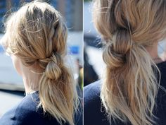 Double Knot #hair