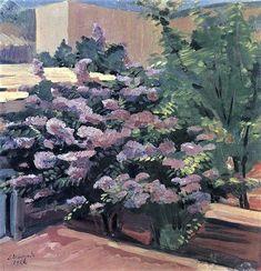 Lilac, 1922 - Martiros Sarian