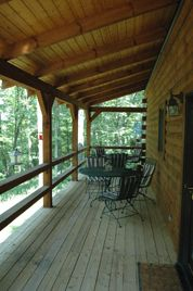 Great place to unwind and relax with the family Hocking Hills Cabins, Ohio State Parks, Cabin Decks, Future Music, Backyard, Patio, Vacation Destinations, Great Places, Nook