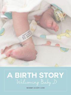 Birth Story of Baby