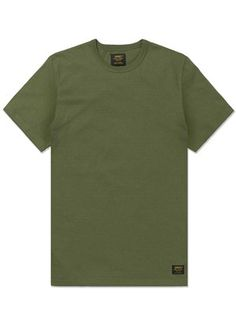 Buy Carhartt WIP Ss Military T-Shirt. Free UK Delivery available on all purchases at Dapper Street. Carhartt Wip, Polo Shirt, T Shirt, Dapper, Polo Ralph Lauren, Street, Check, Mens Tops, Fashion