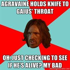 Oh gwaine