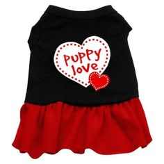 Mirage Pet Products 20-Inch Puppy Love Dress > Don't get left behind, see this great dog product : Dog Dresses
