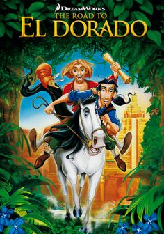 The Road to El Dorado. You don't realize how great this movie till you've rewatched it after like 10 years!
