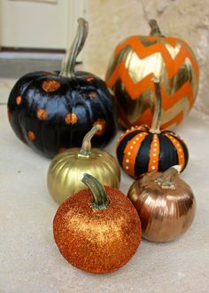 a blog about everything: pumpkin decor.
