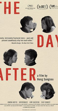 the day after poster Film Poster Design, Graphic Design Posters, Poster Layout, Cinema Posters, Film Posters, Book Design, Layout Design, Good Movies To Watch, Typographic Design