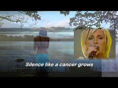 The Sound Of Silence (DANA WINNER ) Simon and Garfunkel 1964's Cover - L...