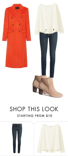 """Untitled #25"" by explorer-14499351471 on Polyvore featuring Yves Saint Laurent, Uniqlo, J.Crew and H&M"