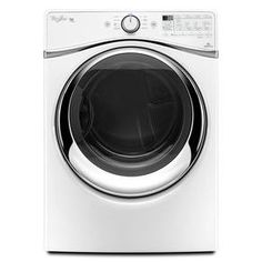 7.3 cu. ft. Duet® Front Load Electric Steam Dryer with ENERGY STAR® Qualification (WED97HEDW ) |
