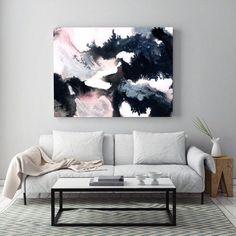 Abstract Painting Rigel by Jules Tillman Fine Art by JulesTillman