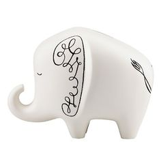 $kate spade new york Woodland Park Elephant Bank - Bloomingdale's