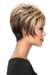 short stacked bob haircut - Google Search