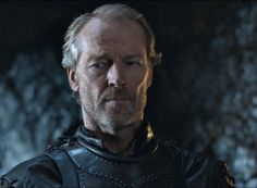 """Ser Jorah Mormont played by the tremendous British actor, Iain Glen (Nicole Kidman's costar in """"The Blue Room,"""" London) Mormont Game Of Thrones, Ramsey Bolton, Ser Jorah Mormont, Bear Island, Iain Glen, Got Characters, Cinema, Winter Is Coming, Character Inspiration"""