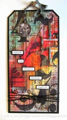 FRIENDS in ART: Capture the Everyday Memories Together with @tim_holtz products