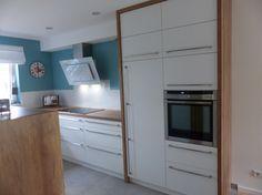 Unsere Neue Küche Ist Fertig. Der Hersteller Ist: Schreinerküche      Stilrichtung: Moderne